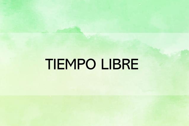 Tiempo libre (quiz interactivo)