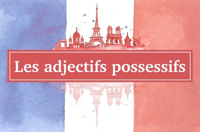 Les adjectifs possessifs (activités interactives)